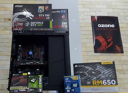Dịch vụ lắp ráp thùng máy của Gamebank Gear đang dần chiếm được cảm tình game thủ