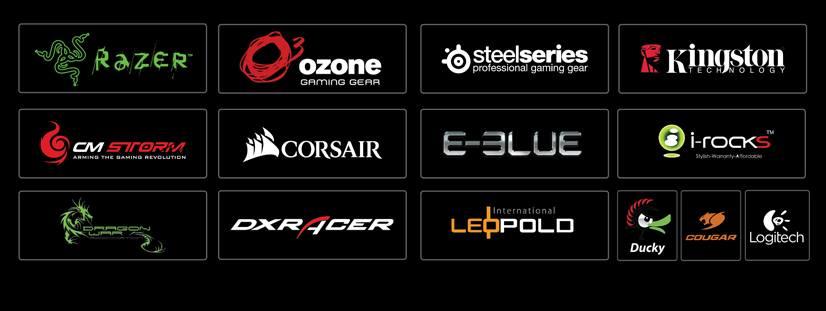 Top 10 hãng phím cơ được ưa chuộng nhất năm 2015 (P1)