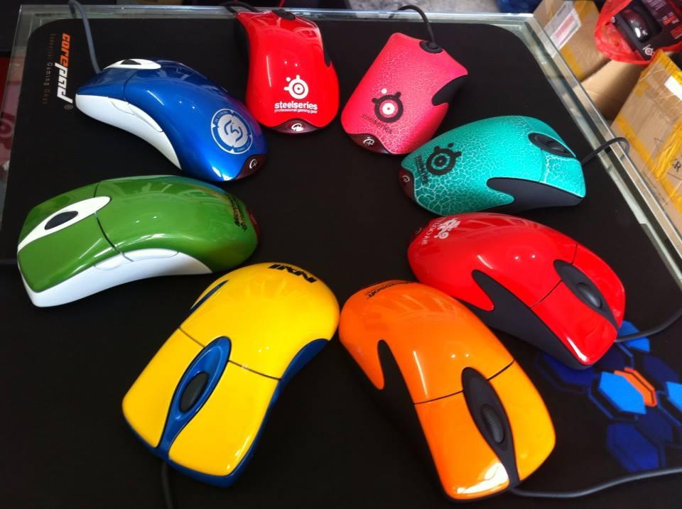 Tổng hợp các mẫu chuột Microsoft IE hot tại Gamebank Gear