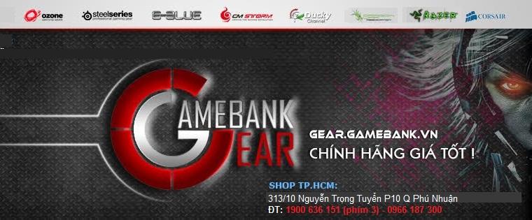gamebank gear